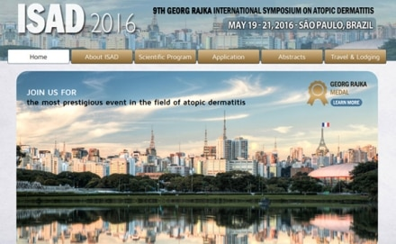 ISAD 2016 International Symposium on Atopic Dermatitis